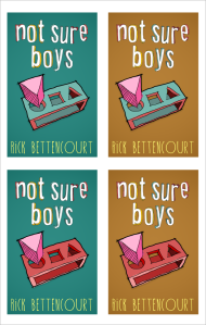 Not Sure Boys_Cover_Tri