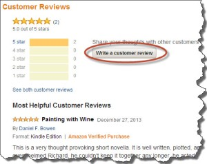 Write a customer review